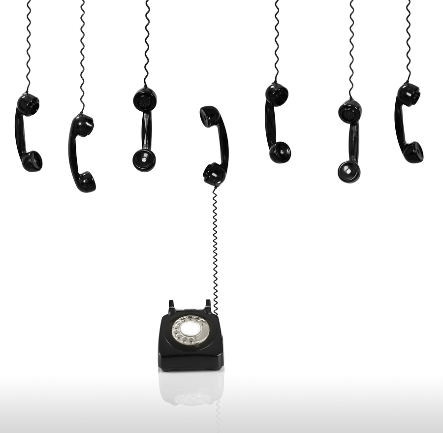 The Telephone.  Deal Maker or Deal Breaker?