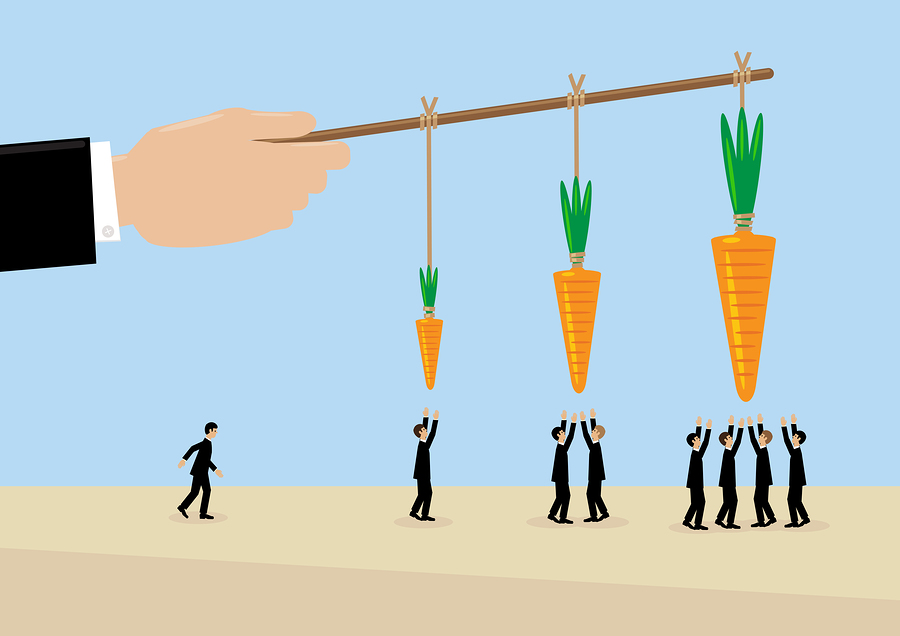 It Might Be Time To Lose The Carrot…and the Stick!