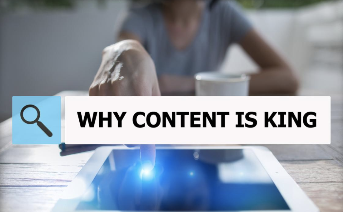 Why is Content King