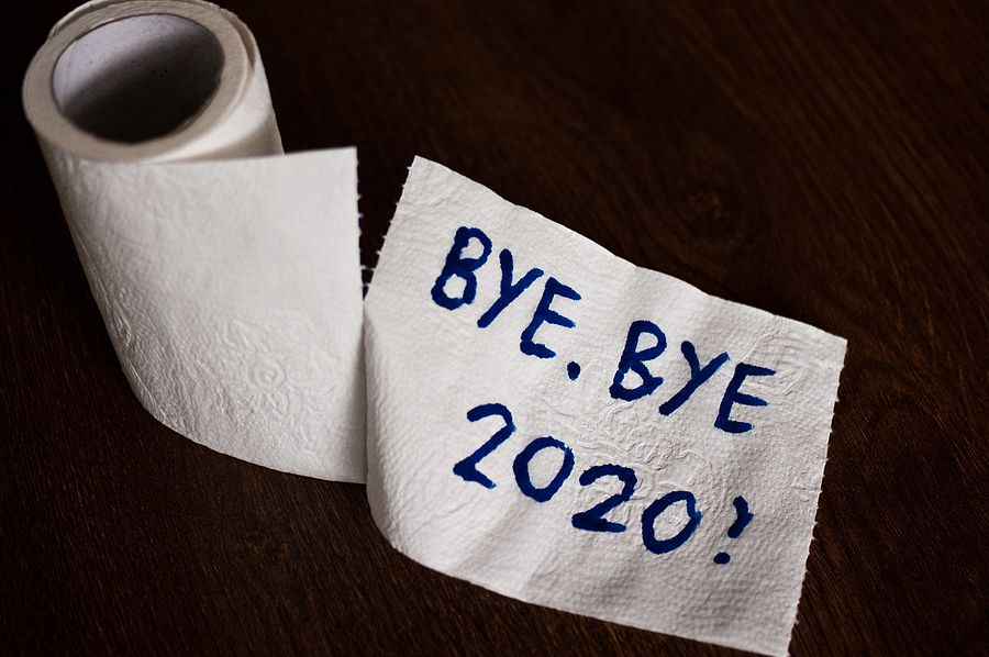2020, Oh What A Year!
