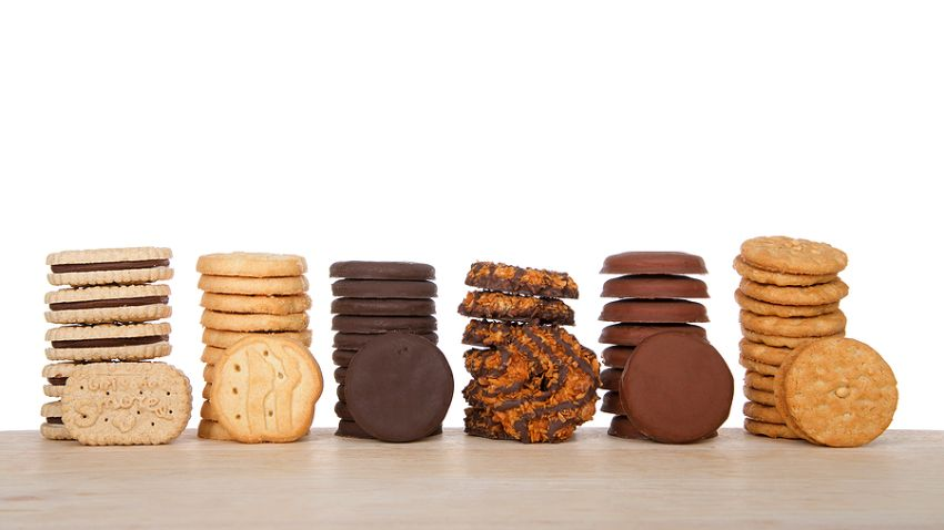 lessons from cookie sales