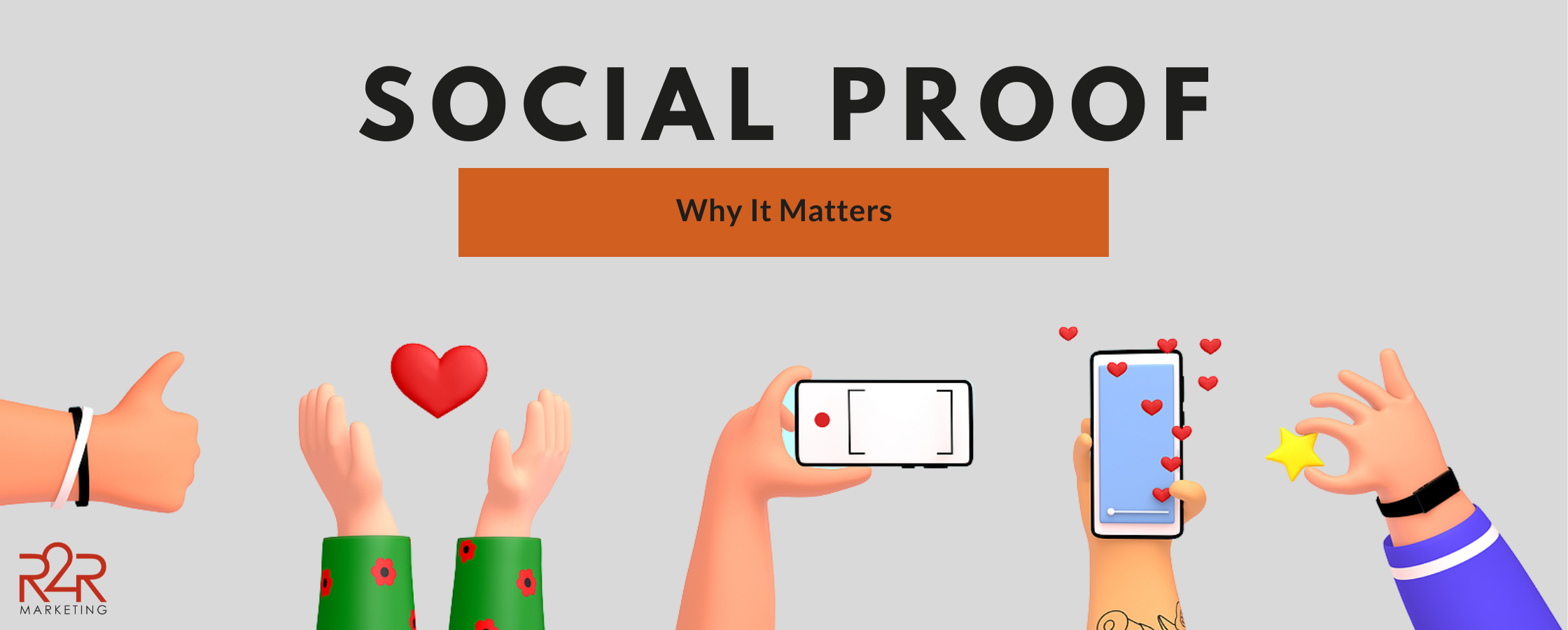 Social Proof: Why It Matters